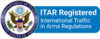 ITAR Registered seal